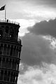 The Leaning Tower of Pisa (fragment), Piazza dei Miracoli (-Square of Miracles-). Pisa, Tuscany, Central Italy.jpg