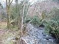 The Nanmor stream near Dolfriog - geograph.org.uk - 1043782.jpg