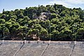 The Panathenaic Stadium and the Temple of Tyche from the Hill of Ardettus on July 12, 2019.jpg