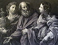 The Phillip Medhurst Picture Torah 103. Lot and his daughters. Genesis cap 19. after Reni.jpg