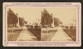 The Plaza, St. Augustine, showing the Monuments and Slave Market, from Robert N. Dennis collection of stereoscopic views.png