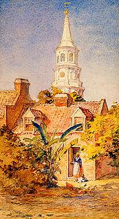 Alice Ravenel Huger Smith American painter
