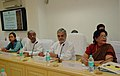 The Union Minister for Rural Development and Panchayati Raj, Shri C.P. Joshi holding an All Party meeting on NREGA, in New Delhi on 26 August, 2009.jpg