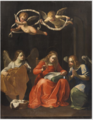 The Virgin Sewing or the Virgin of the Annunciation .PNG