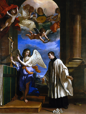 English: The Vocation of Saint Aloysius Gonzaga