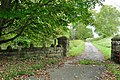 The entrance to the Robertson House in Hemp Ridge, Kentucky.jpg