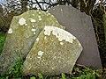 The grave of John Boyd, Templepatrick graveyard - geograph.org.uk - 662782.jpg