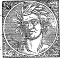 The history of the twelve Caesars, first emperors of Rome- namely, I Julius Caesar Fleuron T110901-1.png
