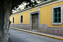 Honduras-Museos-The library in Tegucigalpa (523608127)