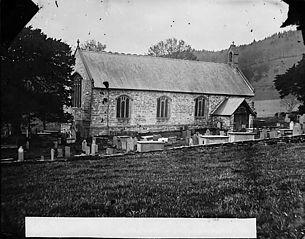 The rectory, Llandderfel