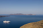 Therasia - Thirasia - seen from Fira - Santorini - Greece - 01.jpg