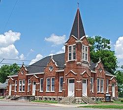 Third Baptist Church (Nashville, Tennessee) - Wikipedia