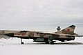 This MiG-23ML is actually an ex- East German Machine painted up as Russian (3254042468).jpg