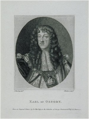Thomas Butler, 6th Earl of Ossory - The Earl of Ossory.