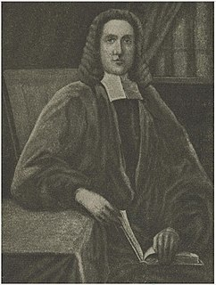 Thomas Bray English clergyman in America, colonial library pioneer