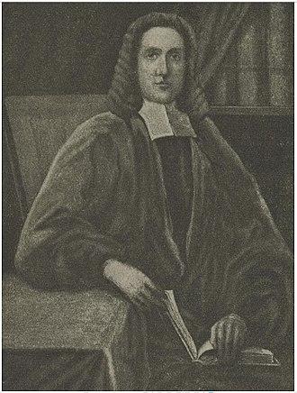 Thomas Bray - Image: Thomas Bray