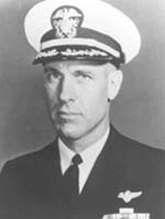 Thomas J. Hudner Jr. - Hudner, later in his career.