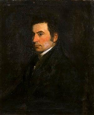 Thomas Manning (sinologist) - Thomas Manning, painting, Royal Asiatic Society, London