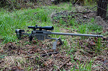 自由浮置式枪管