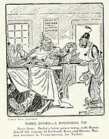 Treaty of Brest-Litovsk - Wikipedia