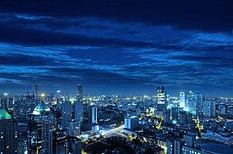 Jingjinji - Image: Tianjin Skyline 2009 Sep 11 by Nangua 1
