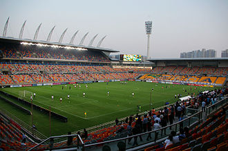 Tianjin TEDA F.C. - Tianjin TEDA Soccer Stadium
