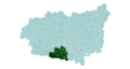 Tierra de La Bañeza Mapa municipal.png