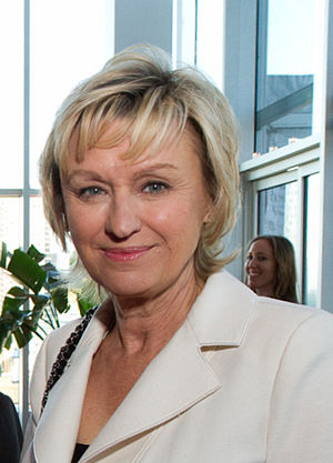 Tina Brown - Tina Brown in 2012