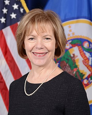 Tina Smith - Image: Tina Smith 2015