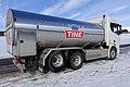 Tine Melkebil tankbil Scania R580 Milk tank truck Oppdal Norway 2019-03-19 DSC09364.jpg