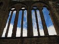 Tintern Abbey from the inside - windows.JPG