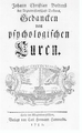 Titelblatt des Buches von Bolten, Johann Christian (1751).png