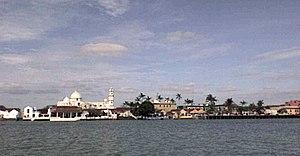 Tlacotalpan - Tlacotalpan waterfront