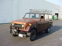 Toyota Land Cruiser (FJ55LG)
