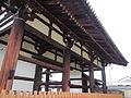 Todai-ji Tegai-mon National Treasure 国宝東大寺転害門26.JPG