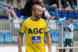 Tomáš Vondrášek Czech footballe
