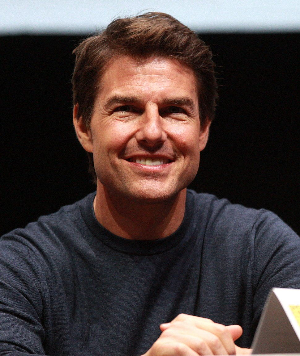 Tom Cruise by Gage Skidmore