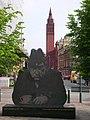 Tony Hancock in Old Square Birmingham.jpg