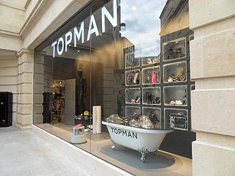 Topman - Topman SouthGate, Bath