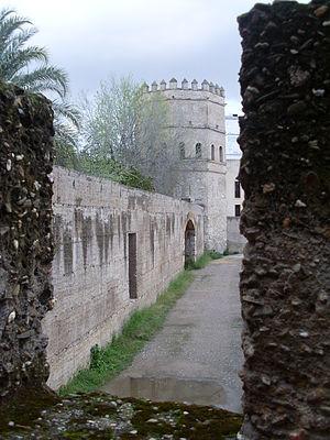 Torre de la Plata - The Torre de la Plata.