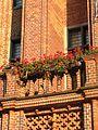 Toruń, Ratusz Staromiejski, balkon zachodni (Ola Z.).JPG