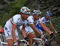 Tour de France 2009, buschauffeurs pozzato ballan pineau (21581278643).jpg