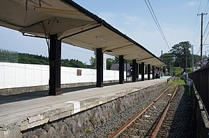 Towada-Kanko Electric Railway Misawa Station Misawa Aomori pref Japan15n.jpg