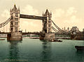 Tower Bridge III. (open) London England.jpg