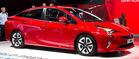 Image illustrative de l'article Toyota Prius