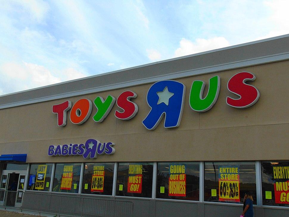 Toys %22R%22 Us, Auburn, MA 01