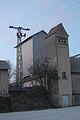 Trafohaus Endmast Steinbruch Genkingen 10042014.JPG