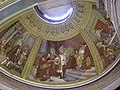 Tribuna di galileo, abside 03, luigi sabatelli, Galileo che presenta il telescopio al Senato di Venezia.JPG