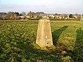 Trig Point 1380 Birdlip - geograph.org.uk - 530817.jpg