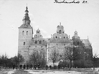 Trinity Church, Kristianstad - Image: Trinity church, Kristianstad